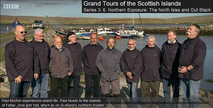 bbc Grand Tours of Scotland